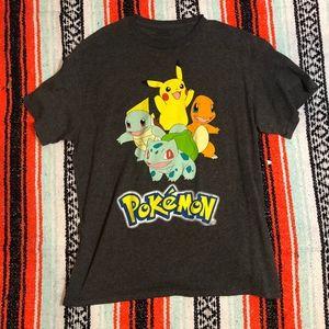 PokeMon Mens T-Shirt